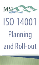 ISO 14001: 2015 EMS Planning and Roll Out