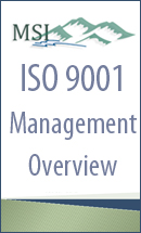 ISO 9001: 2015 Management Overview