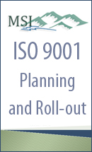 ISO 9001: 2015 QMS Planning and Roll Out