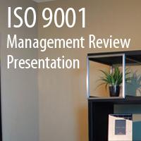 Management Review Intl Standards